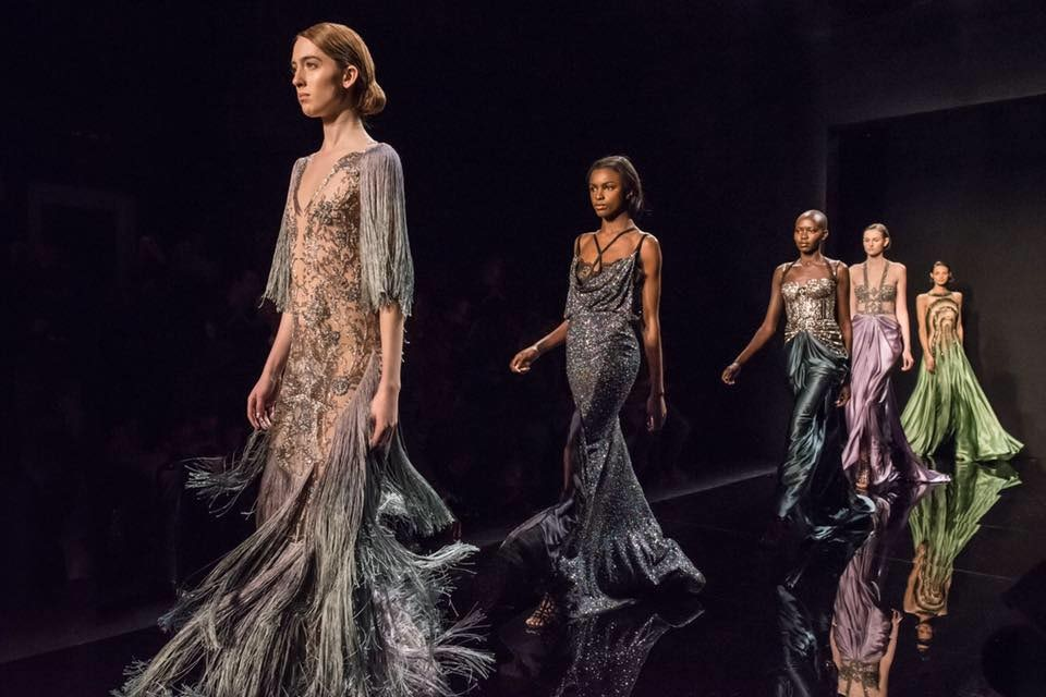 Announcing Reem Acra, Dice Kayek and Roxanne Assoulin