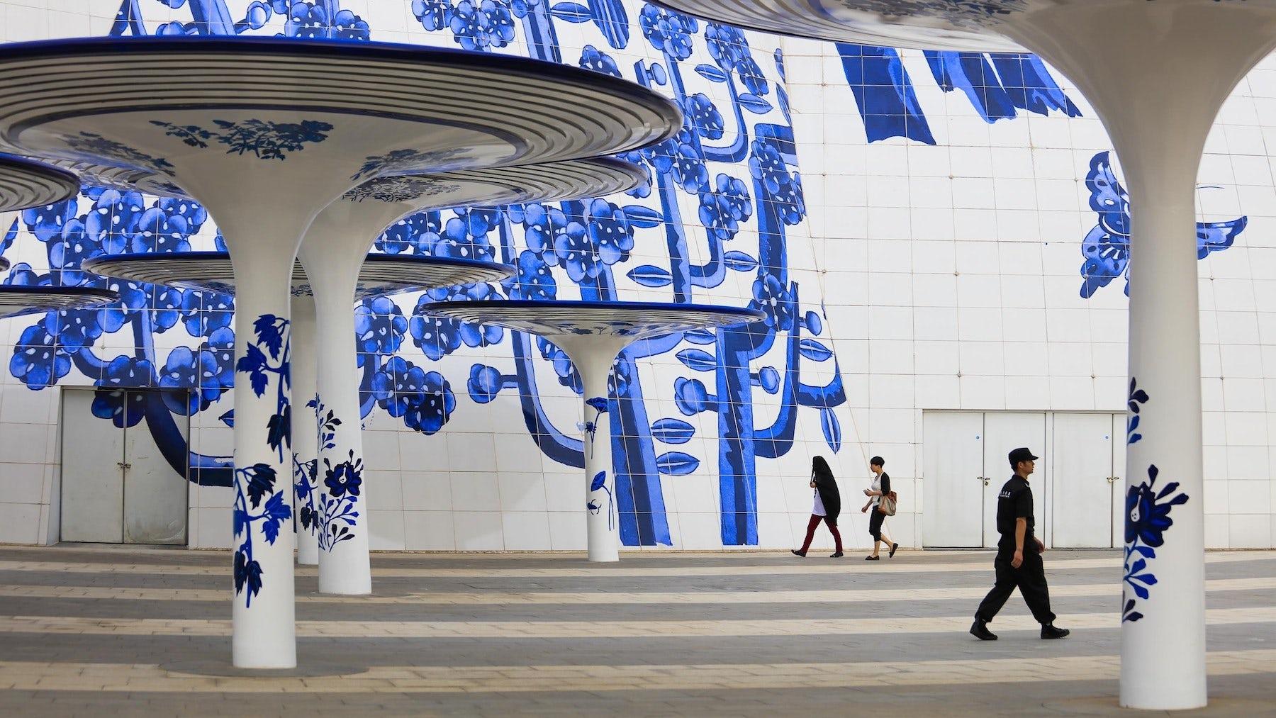 The Wanda Plaza mall in Nanchang | Source: Shutterstock