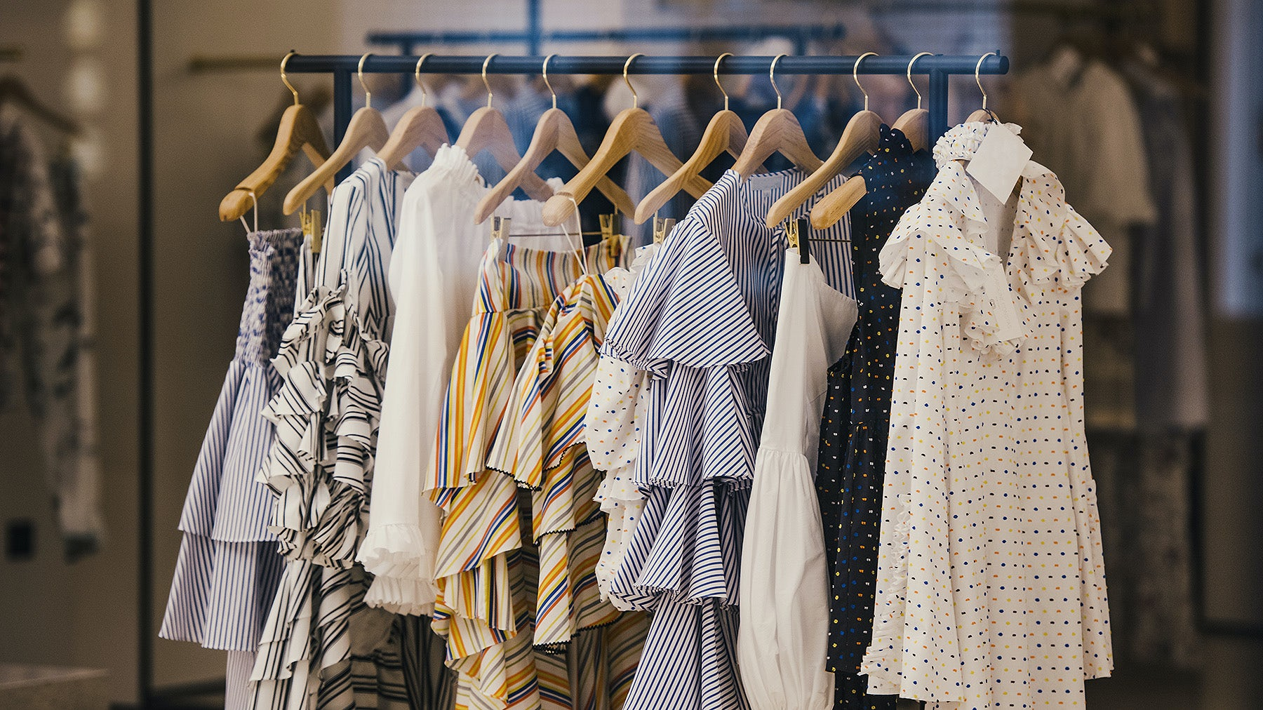 The Retail Apocalypse Is Fuelled By No Name Clothes News Analysis Bof