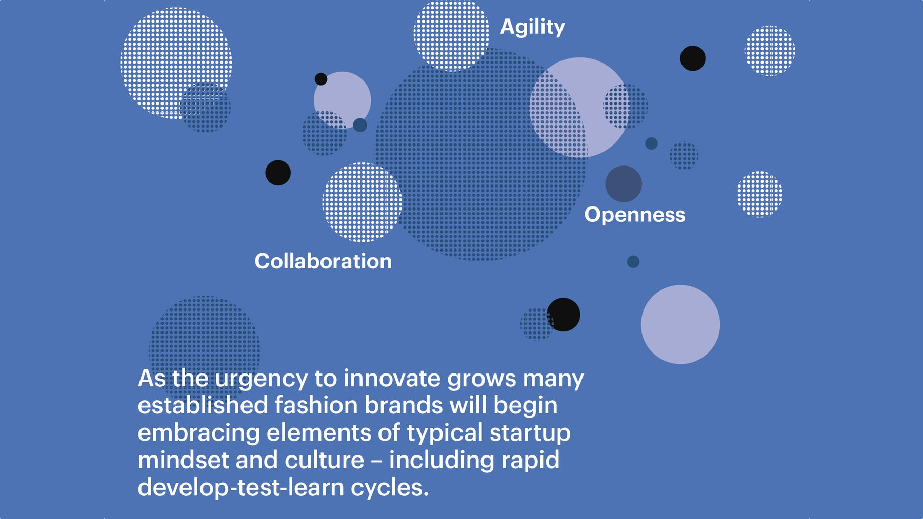Fashion in 2018 | 10. Startup Thinking