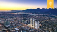 A rendering of the forthcoming The Amazing Brentwood in Vancouver   Source: Shape