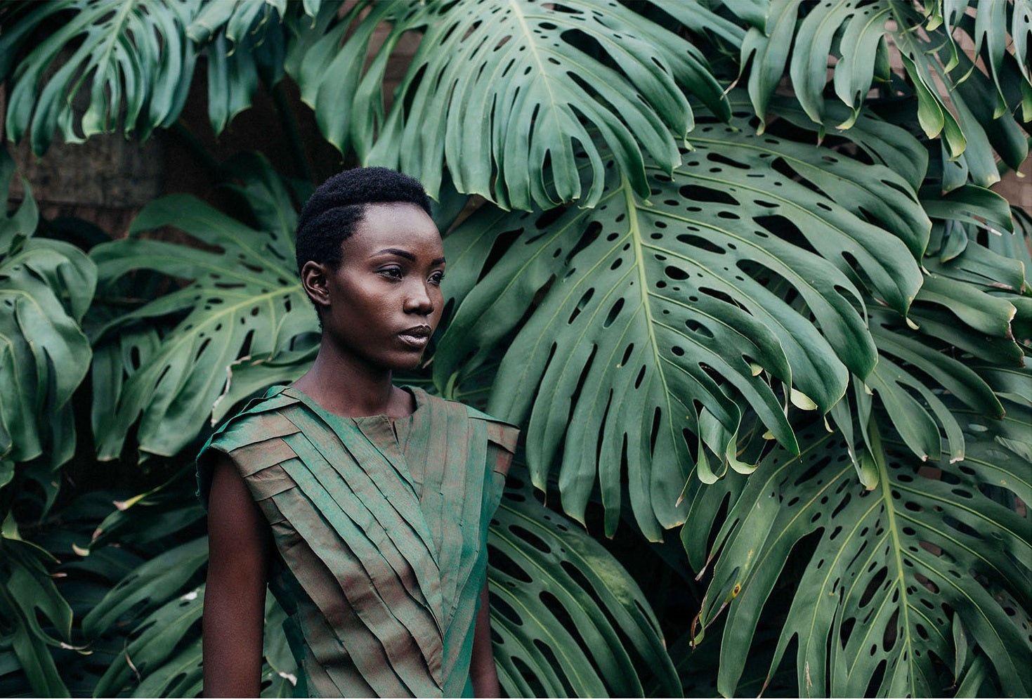 Fashion designer Kepha Maina's East Africa Types collection | Source: The Nest Collective