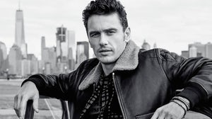The Coach For Men fragrance campaign, Starring James Franco | Source: Coach