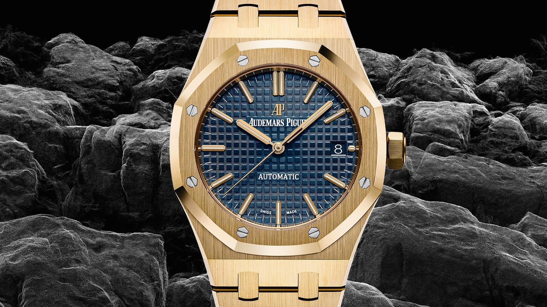 Source: Audemars Piguet