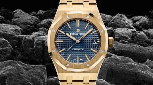 0248088c3a1d Luxury Watchmaker Audemars Piguet Embraces Second Hand