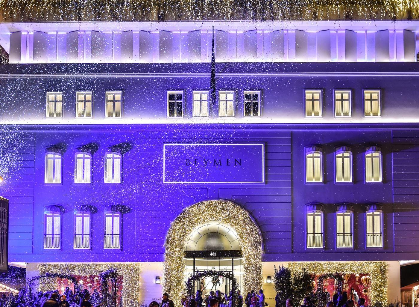 Turkish Luxury Retailer Beymen Said to Explore IPO