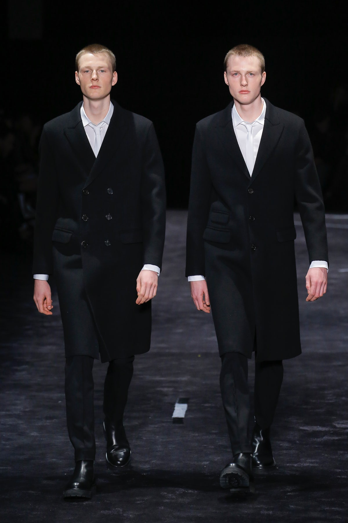 Neil Barrett Autumn/Winter 2018 | Source: Indigital