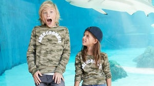 """Abercrombie's """"Everybody Collection"""" campaign 