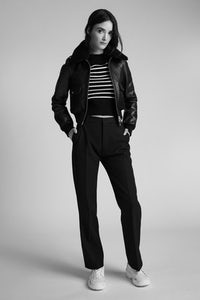 Charlotte le Bon for Ami 'Menswear for Women' | Photo: Amit Israeli
