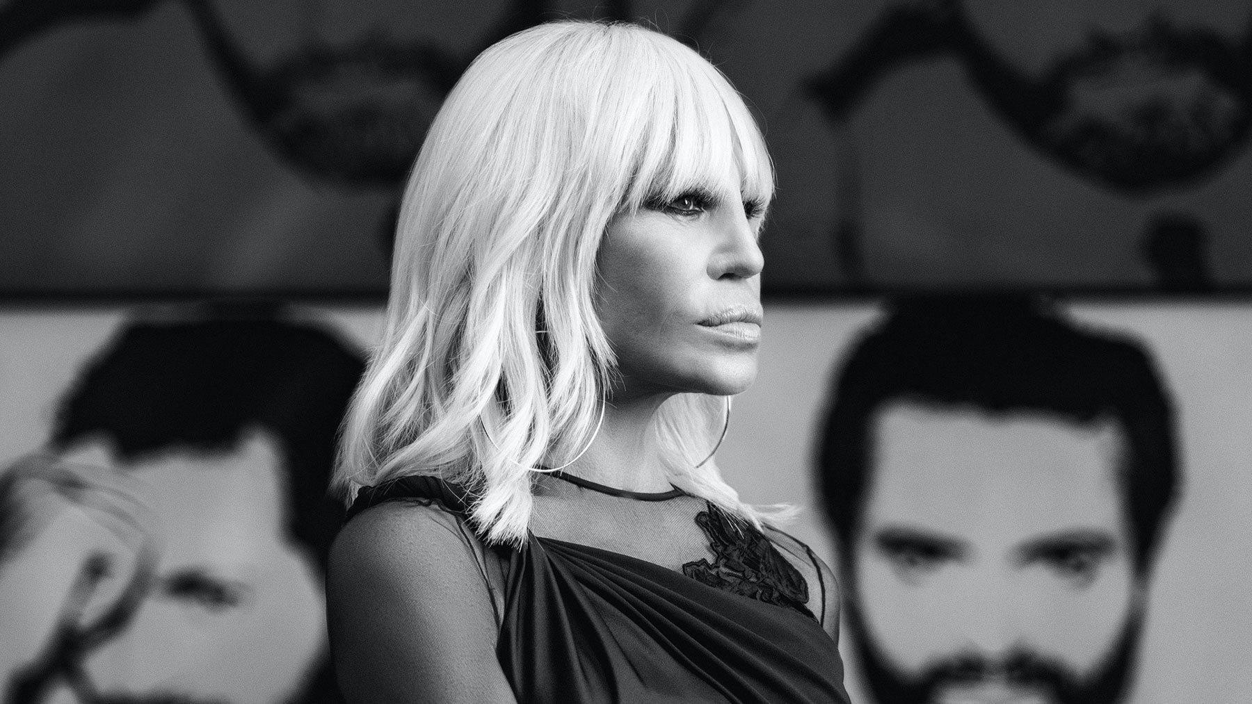 Donatella Versace | Photo: Rahi Rezvani