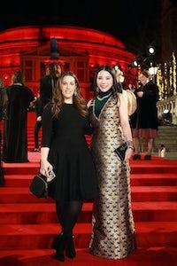 Mary Katrantzou and Wendy Yu   Source: Courtesy