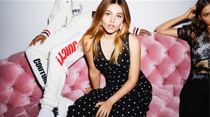 Juicy Couture Spring 2018 campaign with Thylane Blondeau   Source: Courtesy