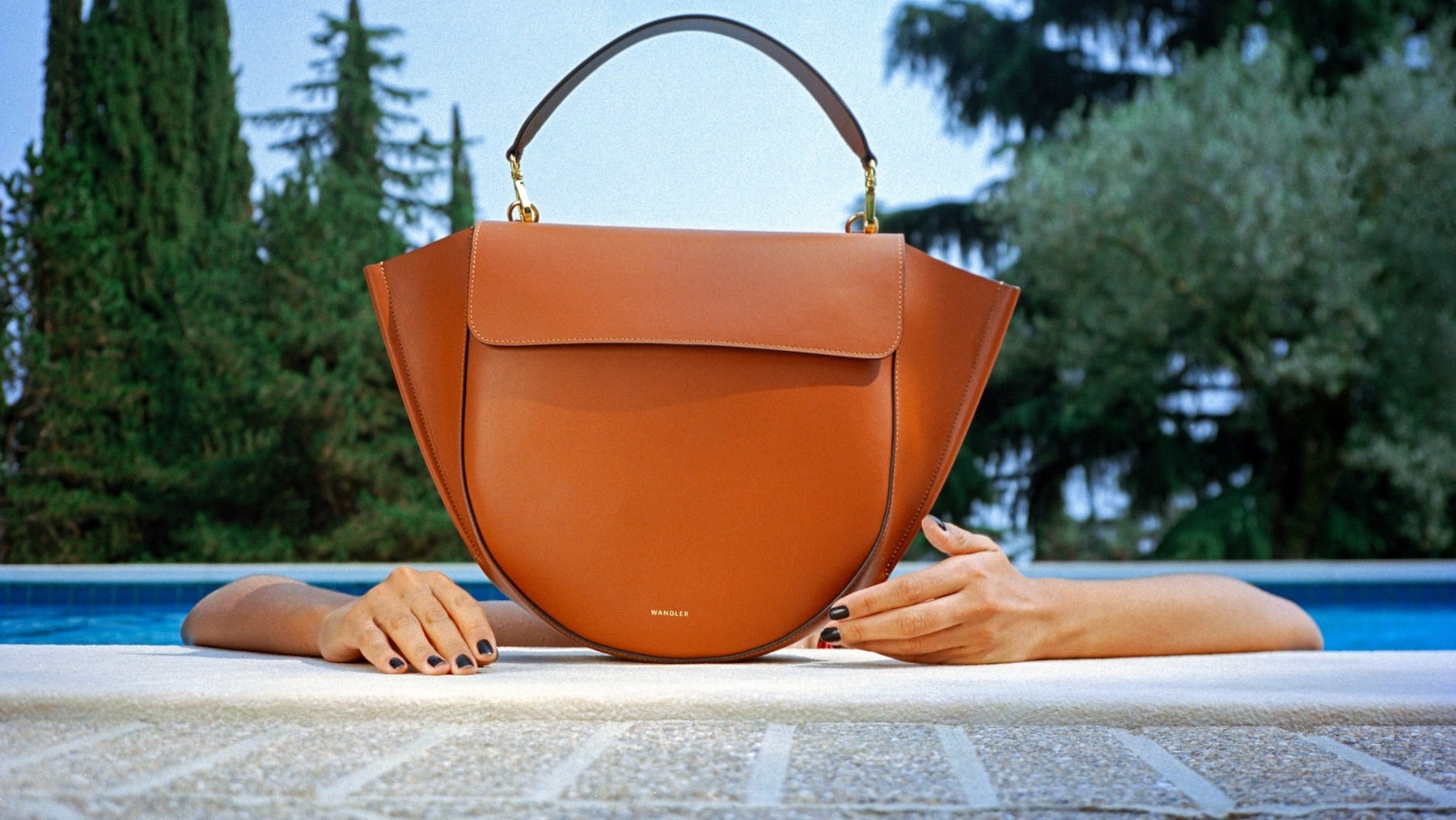 "Wandler's ""Hortensia"" bag 