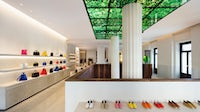 Casa de Loewe, the Loewe flagship in Madrid, Spain | Source: Courtesy
