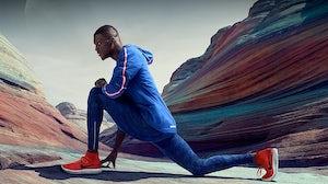 Nike LunarEpic Flyknit running shoe | Source: Nike