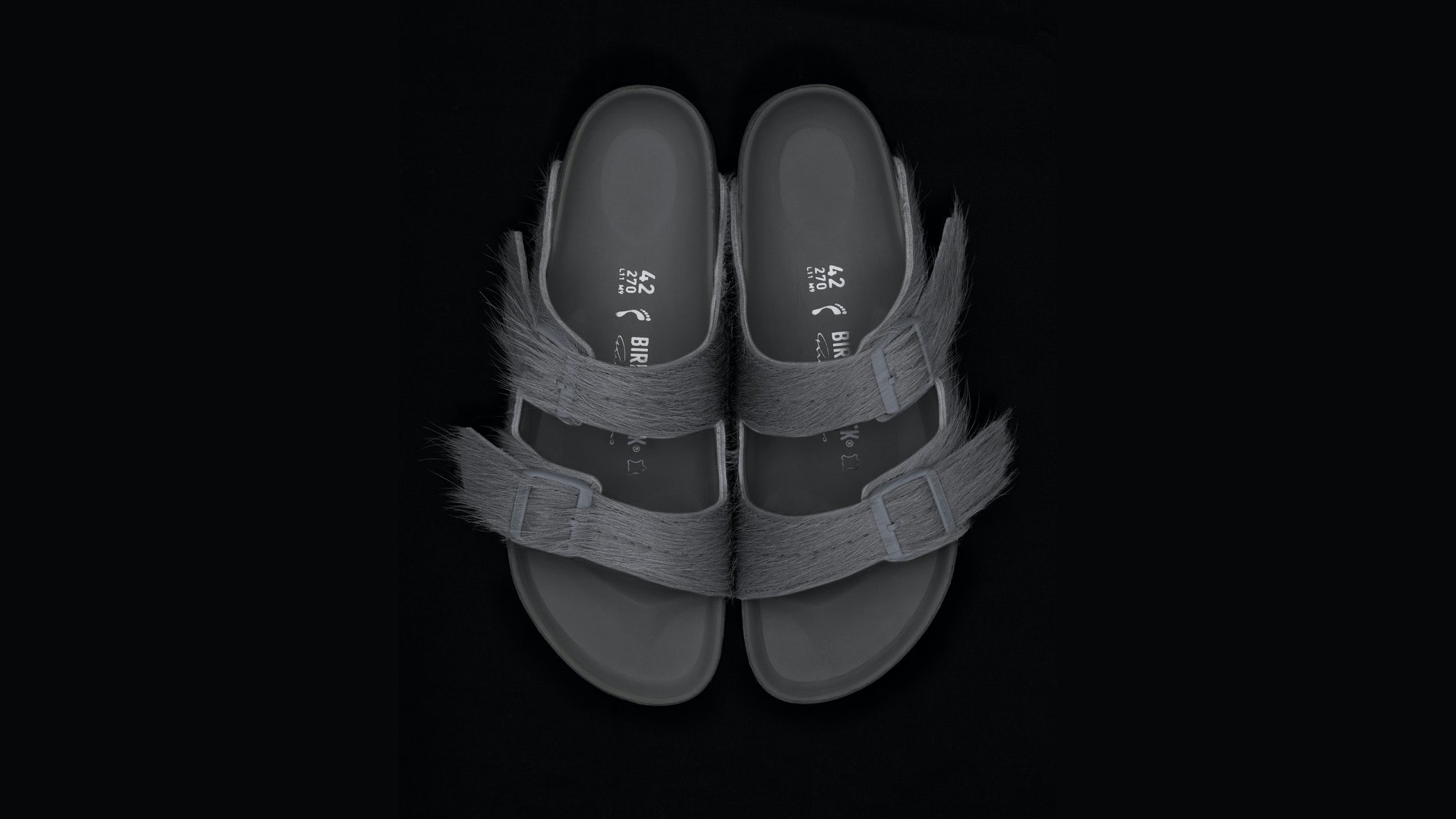 Rick Owens x Birkenstock | Source: Courtesy