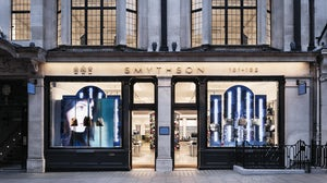 Smythson New Bond Street  store   Source: Shutterstock