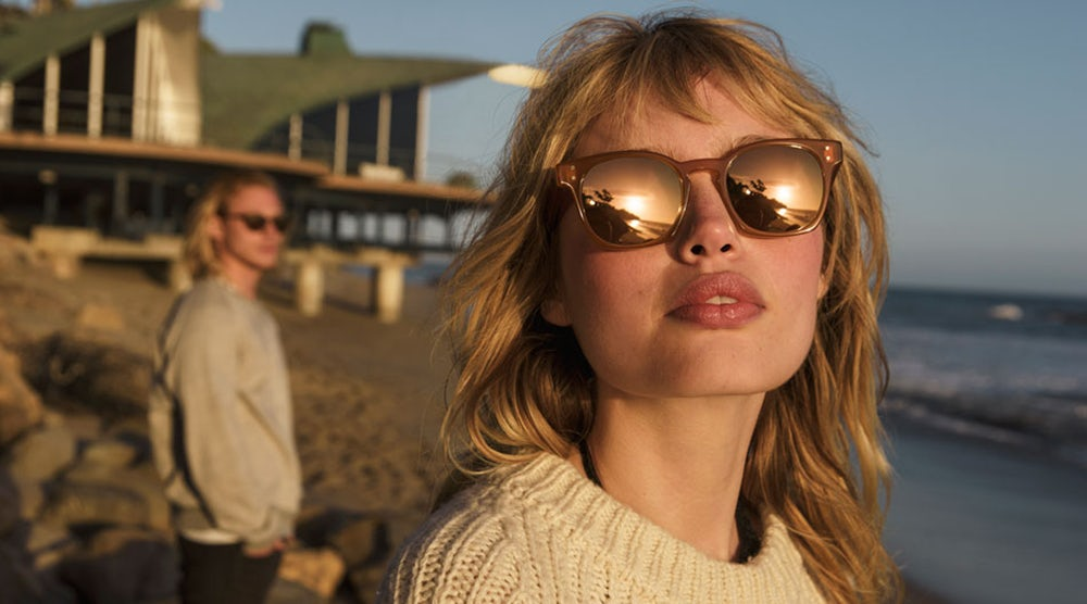 Luxottica-owned Oliver Peoples' 2017 campaign | Source: Courtesy