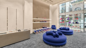 Stuart Weitzman store in Rodeo Drive, Los Angeles | Source: Courtesy