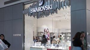 Swarovski store   Source: Shutterstock