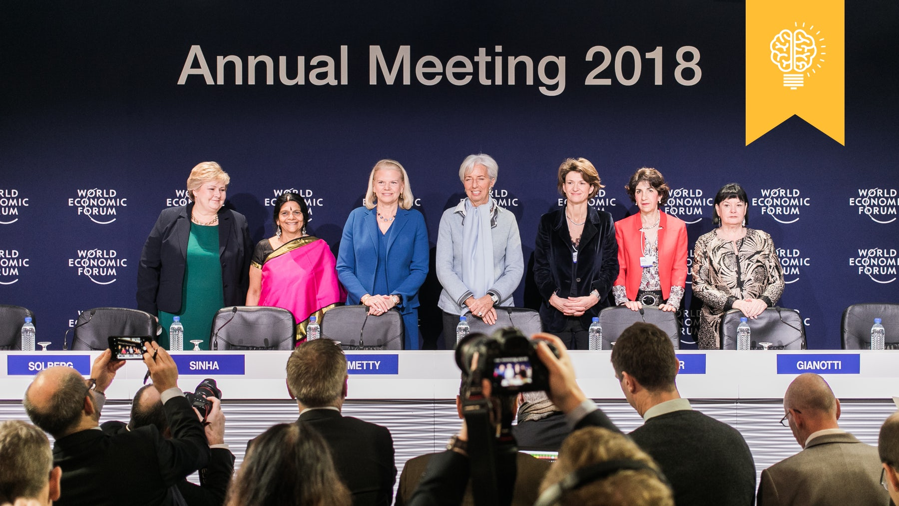 Image result for 4 Davos Themes Fashion Needs to Watch