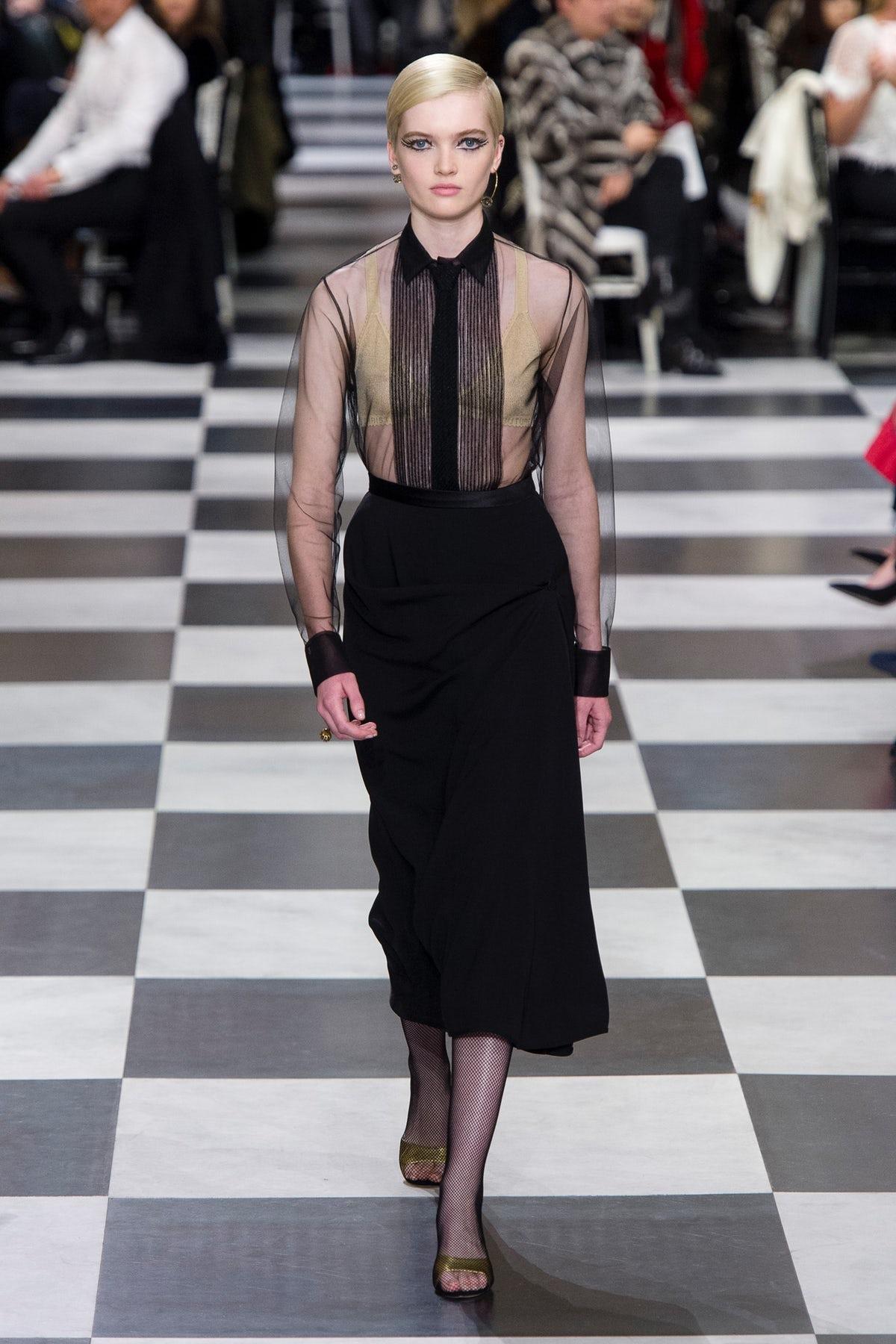 At Dior, Dreams of Surrealism