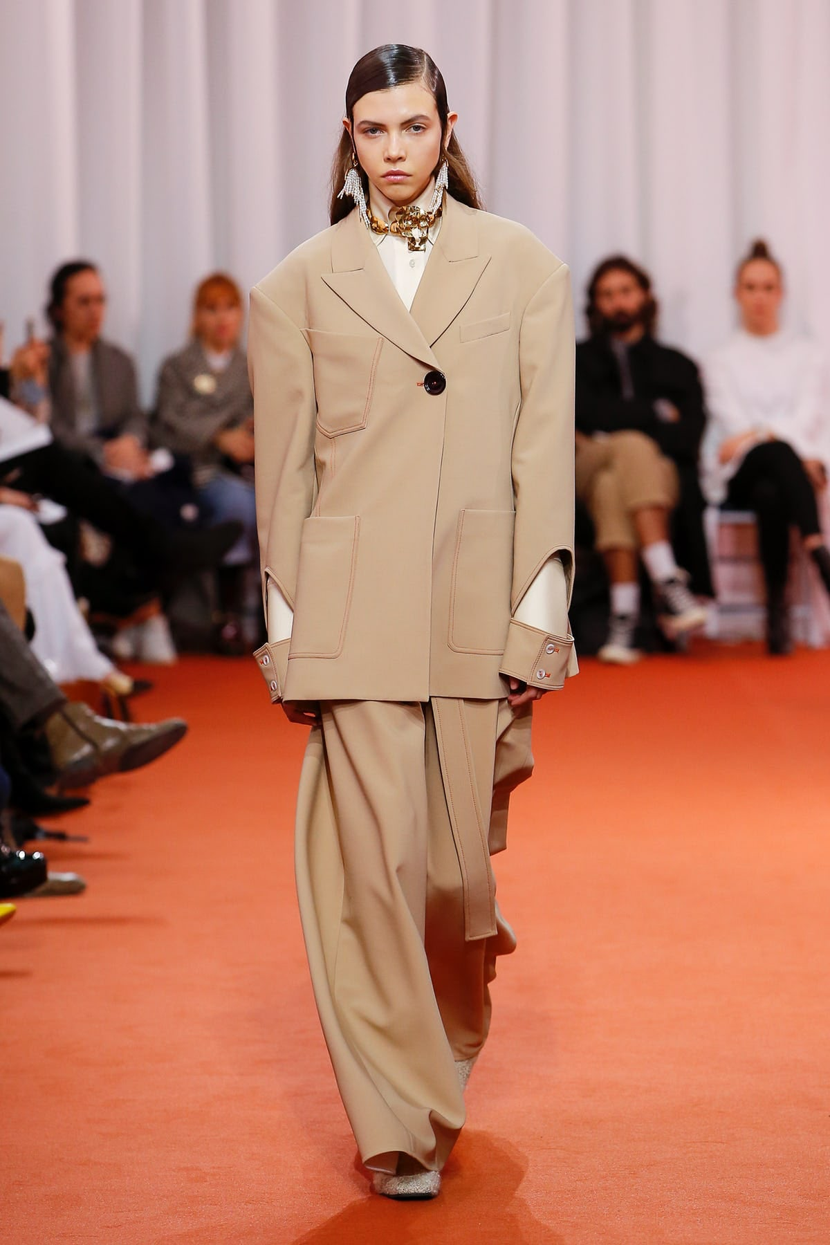Ellery Comes to Couture
