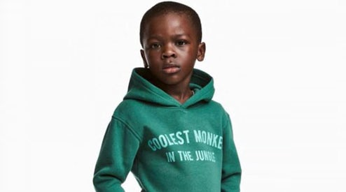 2de44db21 H M Apologises After Using Black Child in  Monkey  Hoodie Ad