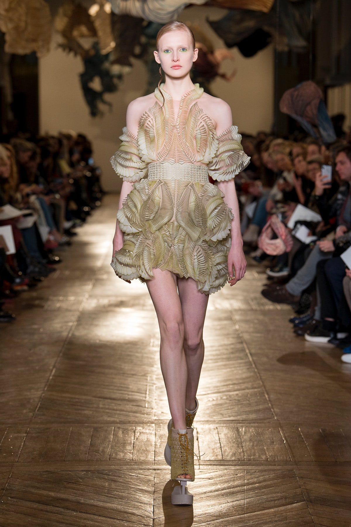 Iris Van Herpen's School of Nature