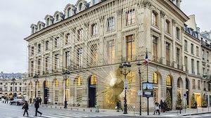 Louis Vuitton store in Paris, France | Source: Shutterstock