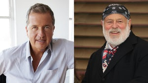 Mario Testino and Bruce Weber | Photo: Courtesy, Shutterstock
