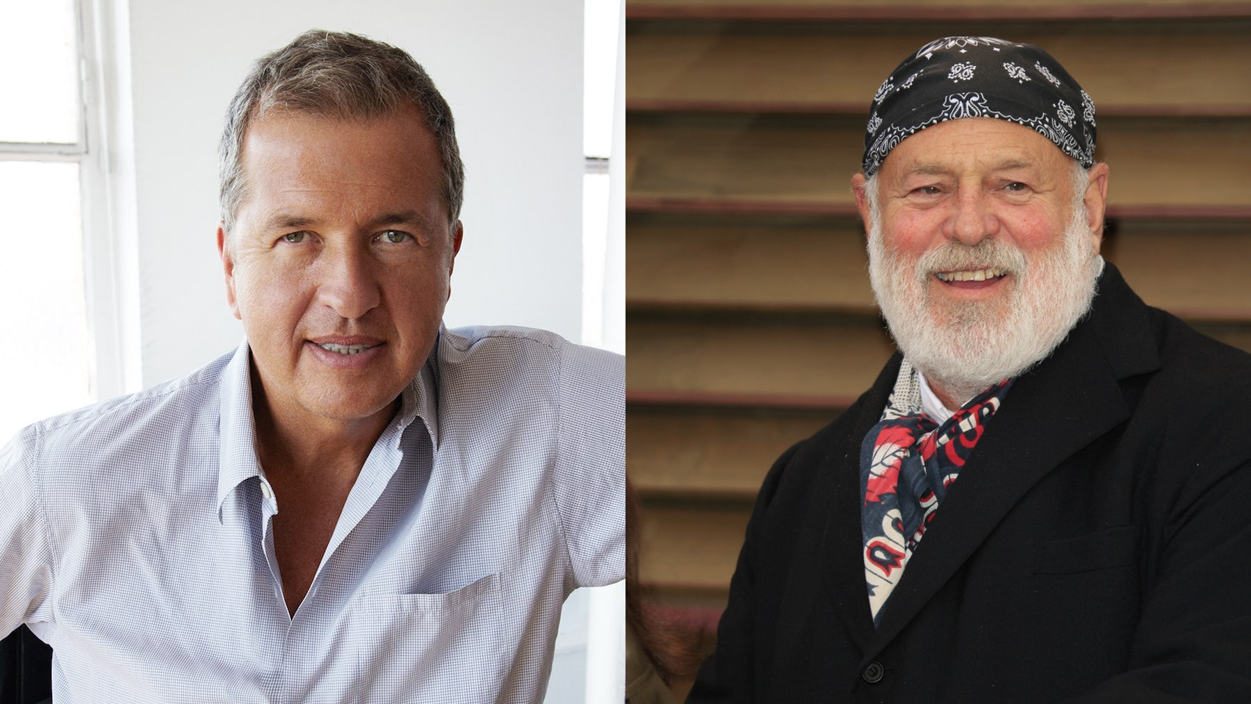 Mario Testino and Bruce Weber Accused of Sexual Exploitation in New York Times Investigation