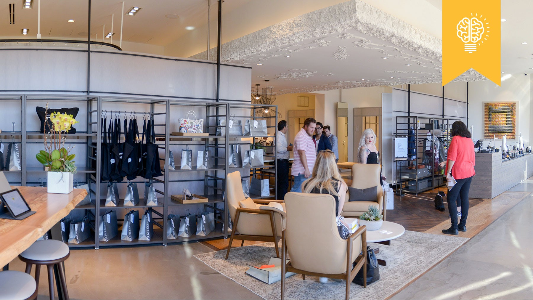 Inside Nordstrom Local in West Hollywood | Source: Courtesy