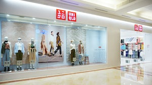 Fast Retailing-owned Uniqlo store | Source: Shutterstock