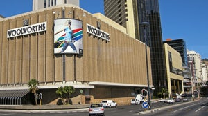 Woolworths department store in Cape Town, South Africa | Source: Shutterstock