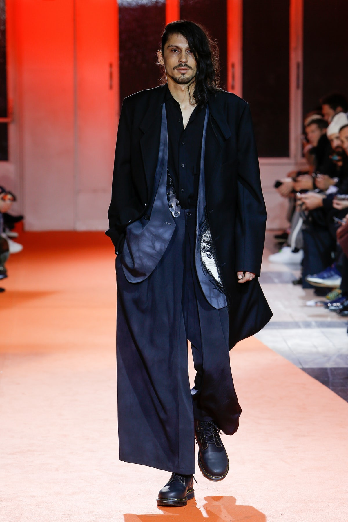 Antidotes and Alternatives at Yohji Yamamoto