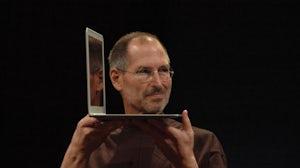 Steve Jobs | Source: Flickr