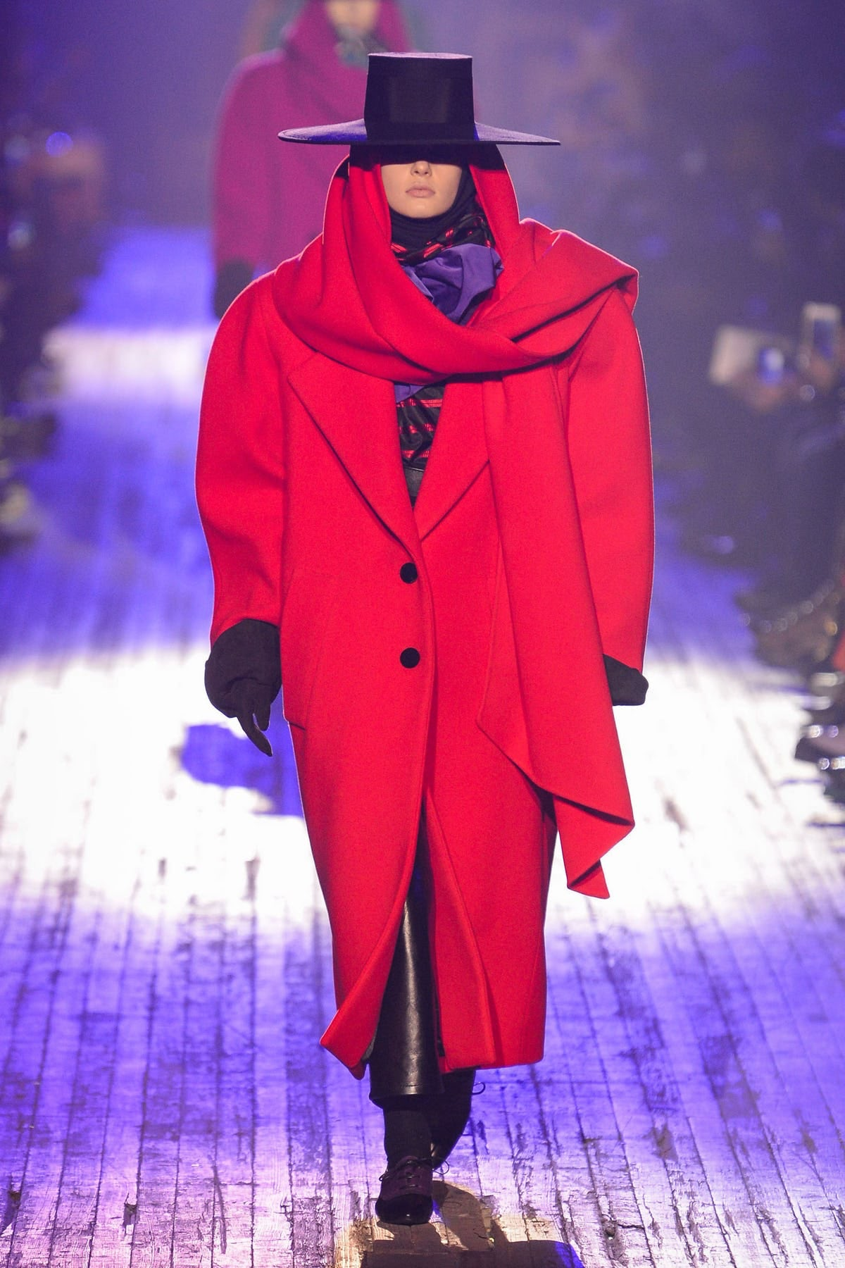 Marc Jacobs Autumn/Winter 2018 | Source: Indigital