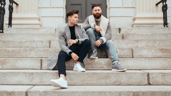 Ryan and Adam Goldston, founders of APL