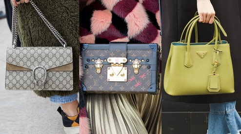 0bdce1c9da11 The Handbag Battlefield: Louis Vuitton, Gucci and Prada | BoF ...