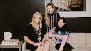 Estate Five founders Suzanne Droese, Lynsey Eaton and Tina Craig | Source: Courtesy