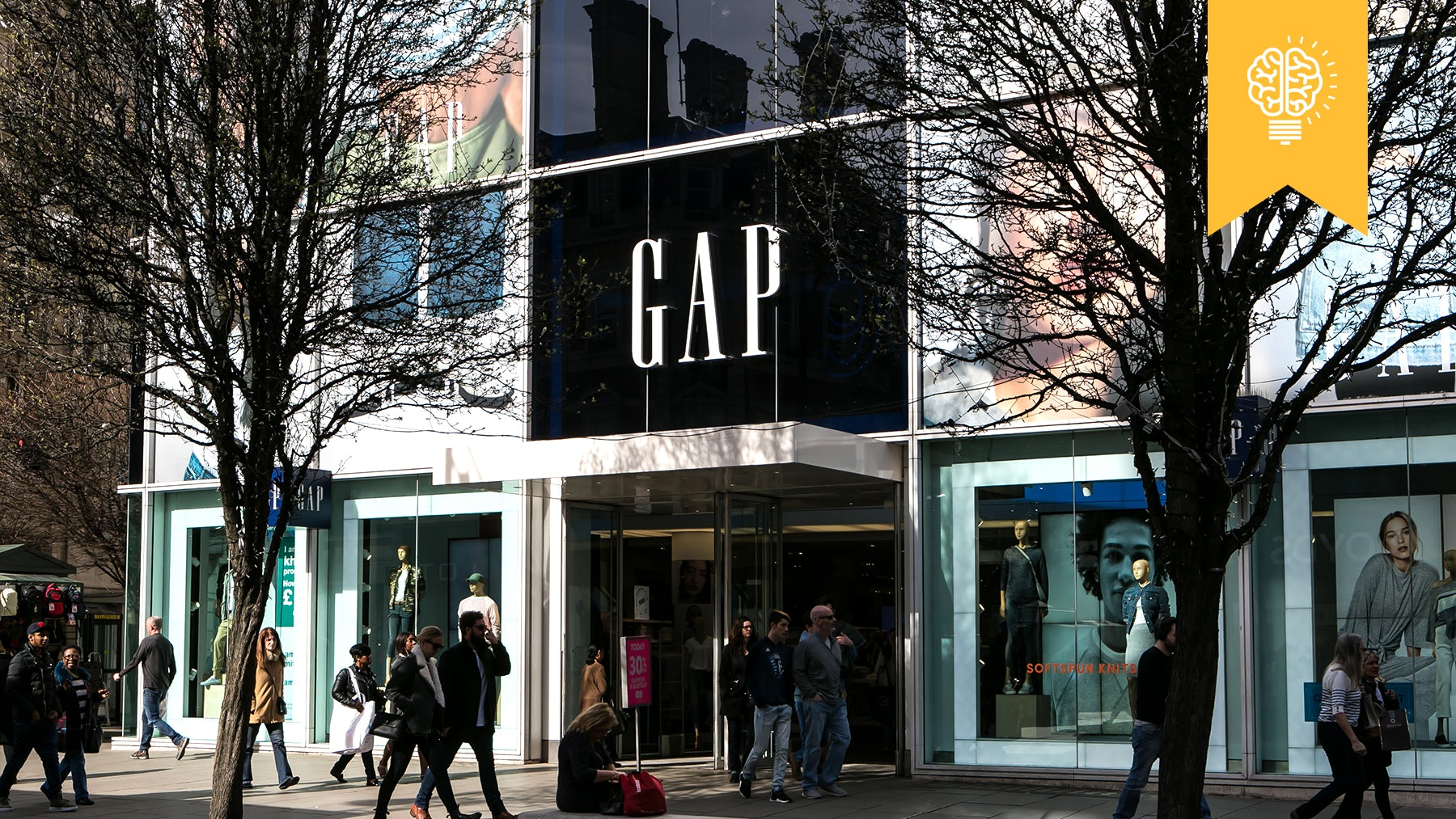 Can Anyone Save Gap?