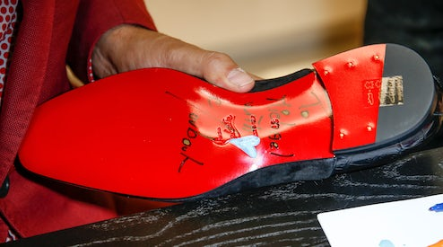 acheter populaire 574bb 7bfa9 Christian Louboutin Loses a Round in the Legal Battle Over ...