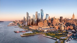 Hudson Yards development | Source: Courtesy