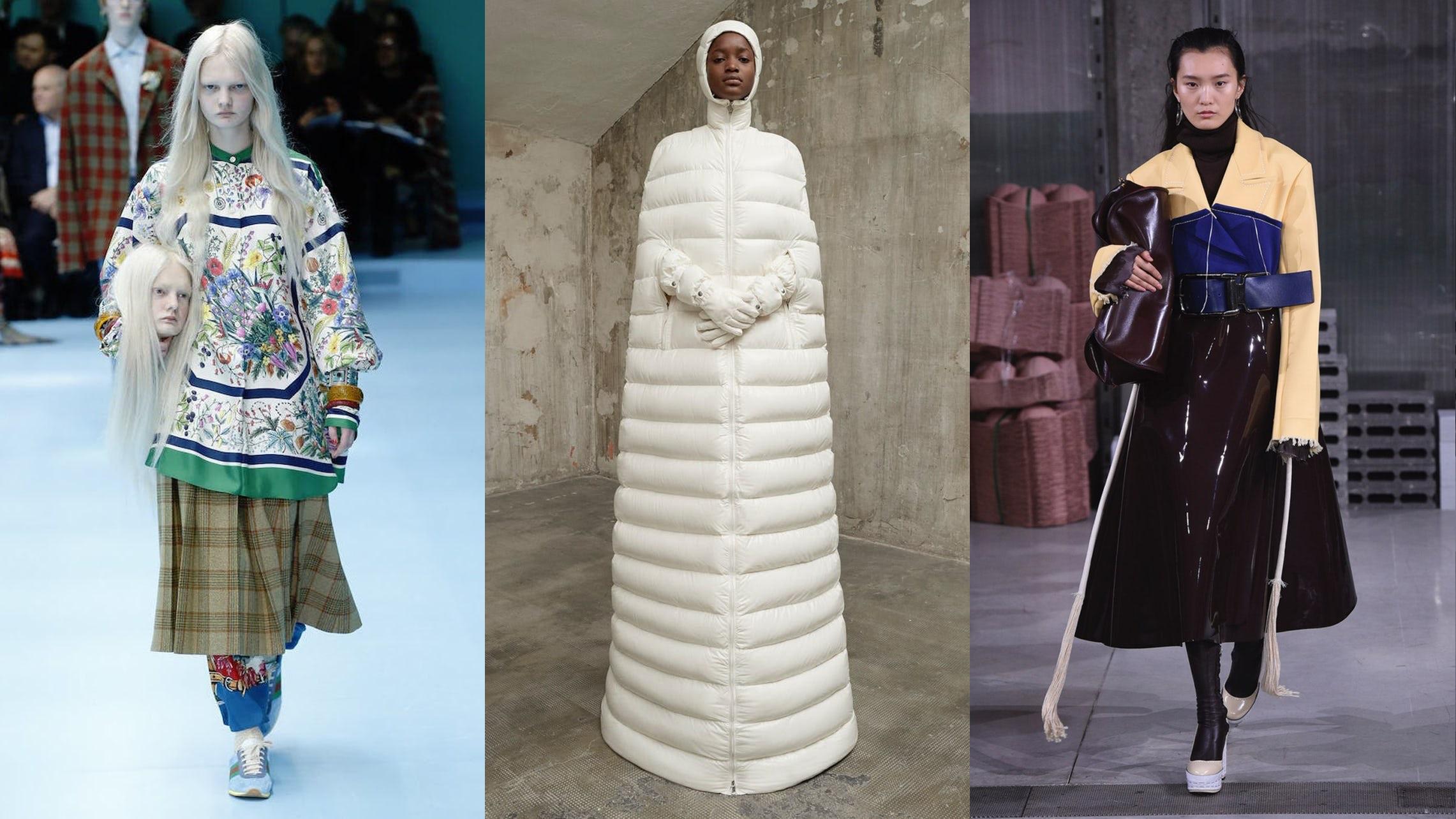 Gucci, Moncler, Marni   Source: Indigital