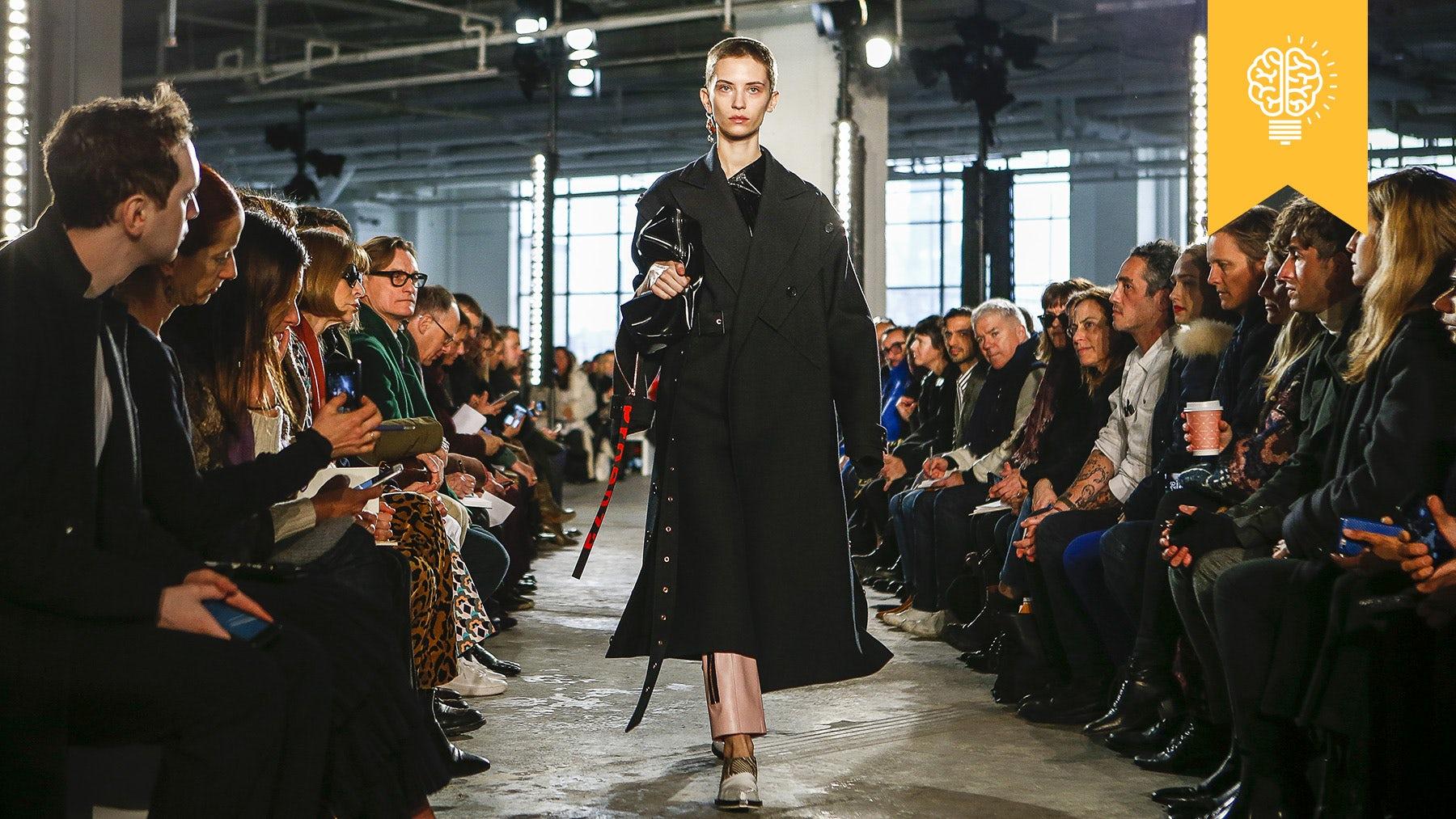 Proenza Schouler Autumn/Winter 2017 at New York Fashion Week | Source: Indigital