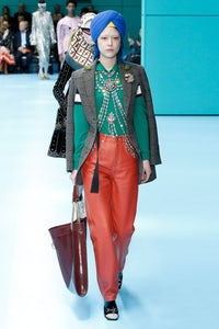 Gucci Autumn/Winter 2018 | Source: Indigital