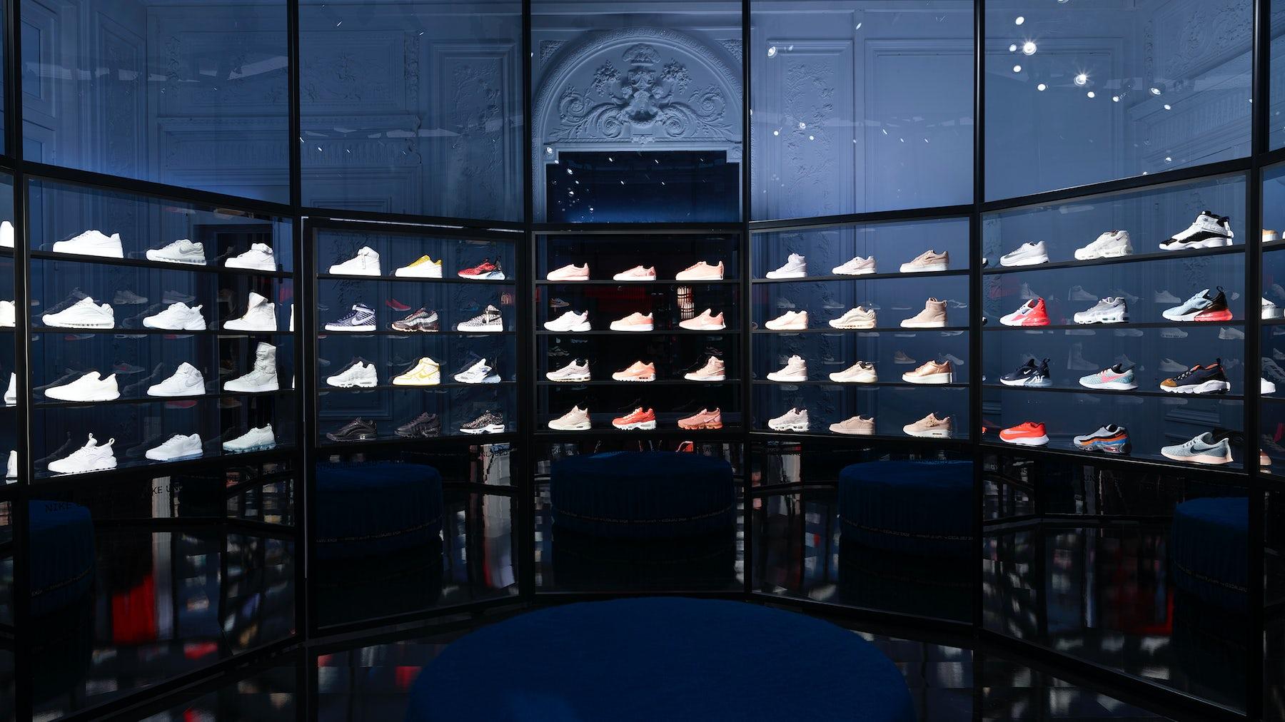 Nike Showcases Big Bet on Women's Sneaker Market