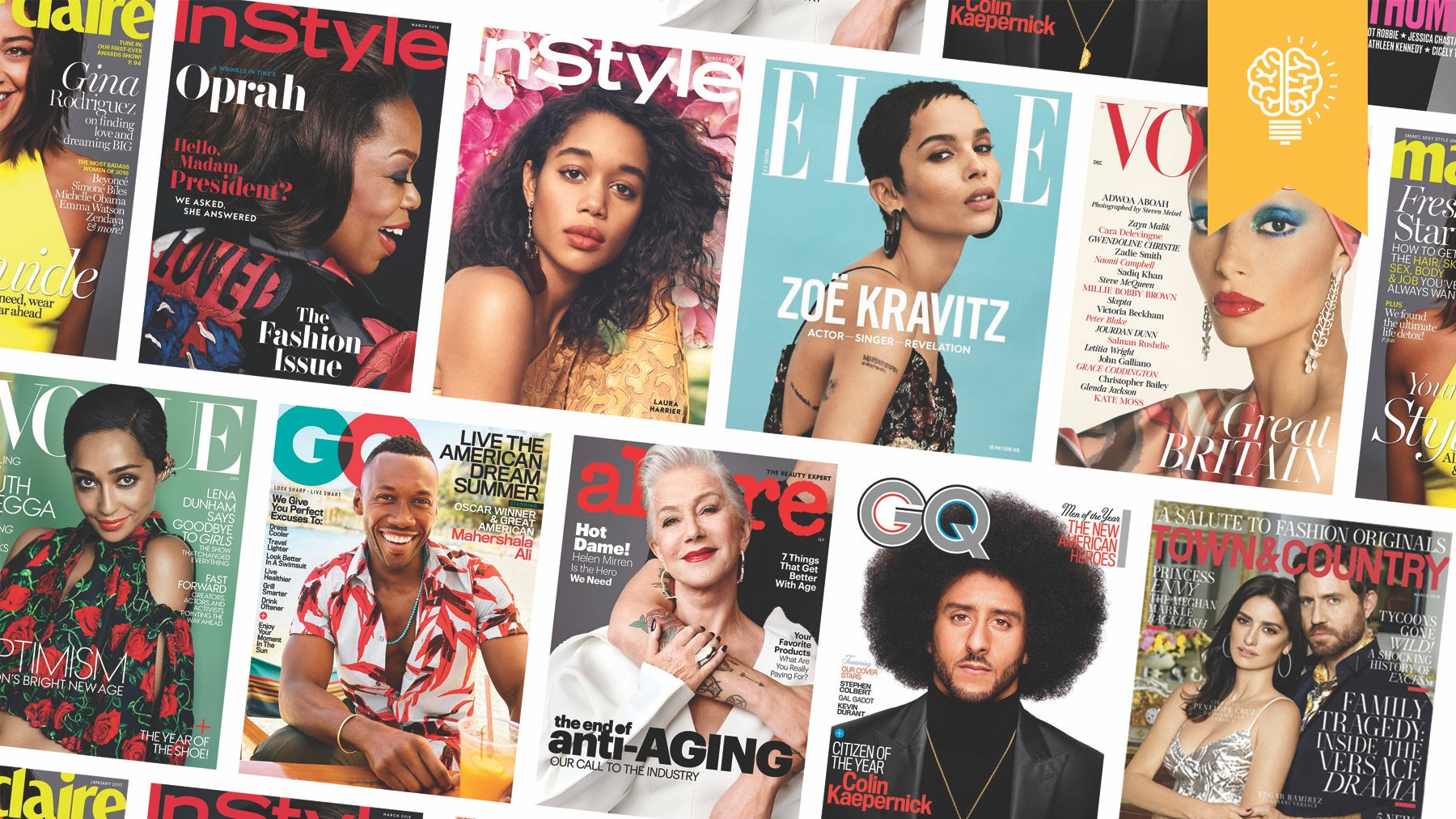 The New Anatomy of a Magazine Cover