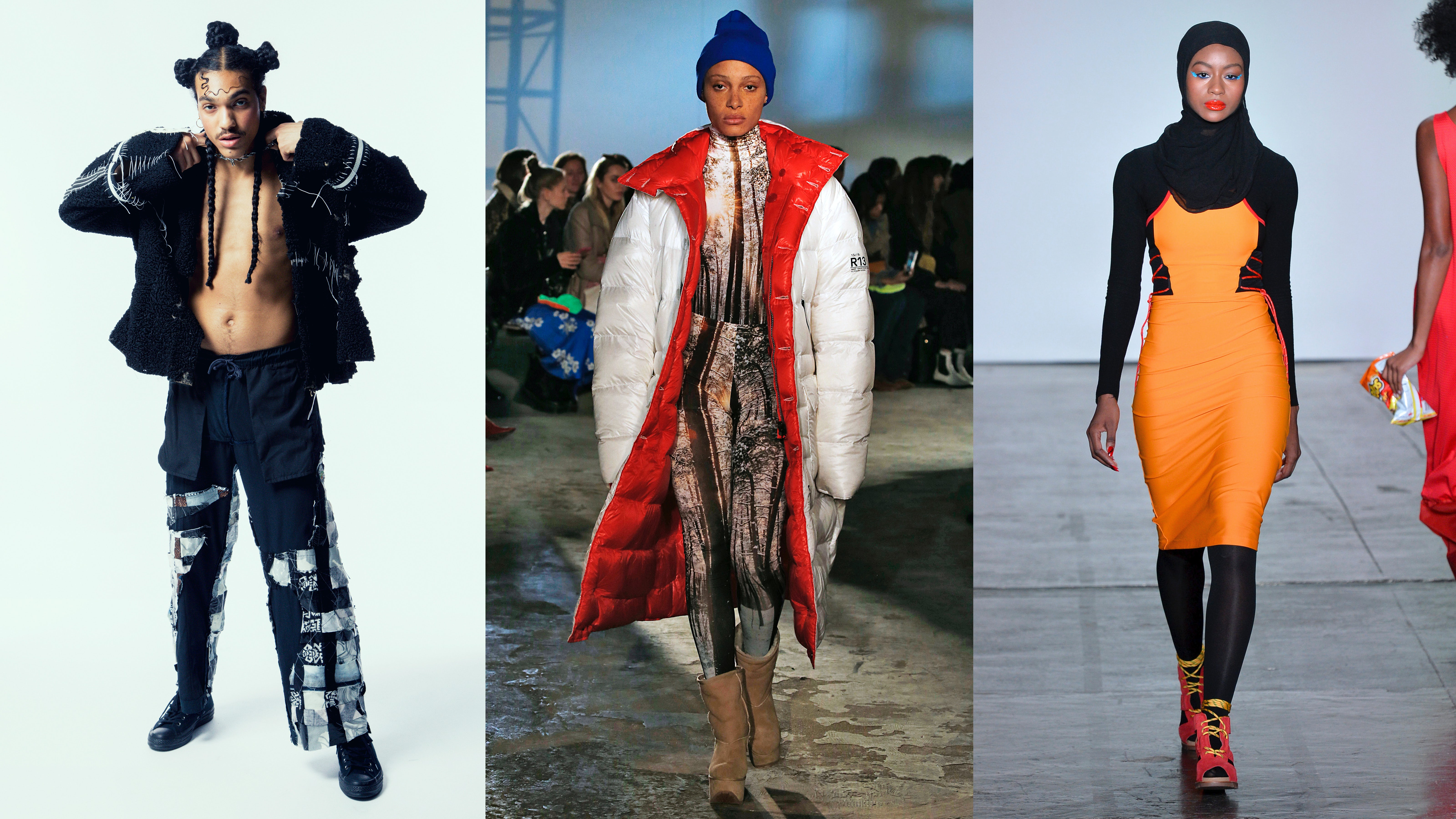 How Emerging Labels Are Using New York Fashion Week to Cut Through the Noise
